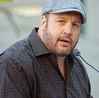 Kevin James. Source: Wikipedia