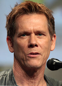 Kevin Bacon. Source: Wikipedia