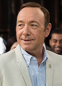 Kevin Spacey. Source: Wikipedia