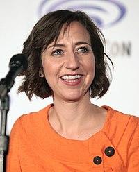 Kristen Schaal. Source: Wikipedia