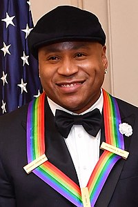 LL Cool J. Source: Wikipedia