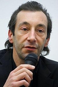 Antoine Laurain. Source: Wikipedia