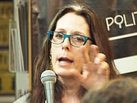 Laurie Halse Anderson. Source: Wikipedia
