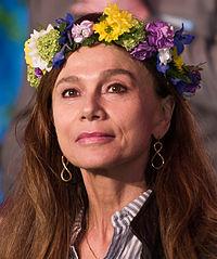 Lena Olin. Source: Wikipedia