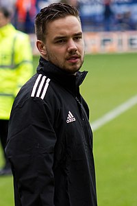 Liam Payne. Source: Wikipedia