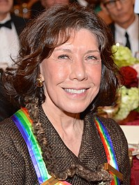 Lily Tomlin. Source: Wikipedia