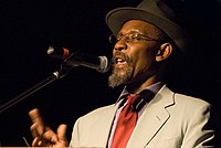 Linton Kwesi Johnson. Source: Wikipedia