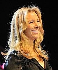 Lisa Kudrow. Source: Wikipedia