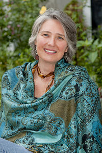 Louise Penny. Source: Wikipedia