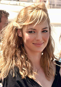 Louise Bourgoin. Source: Wikipedia