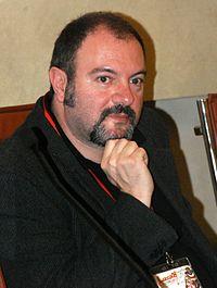 Carlo Lucarelli. Source: Wikipedia