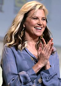 Lucy Lawless. Source: Wikipedia