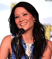 Lucy Liu. Source: Wikipedia