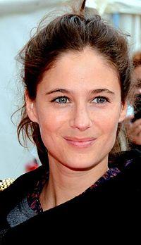 Mélanie Bernier. Source: Wikipedia