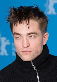 Robert Pattinson. Source: Wikipedia