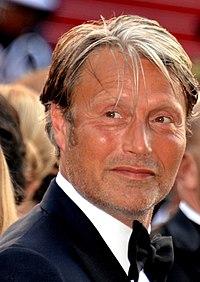 Mads Mikkelsen. Source: Wikipedia