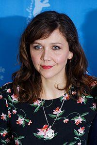Maggie GYLLENHAAL. Source: Wikipedia
