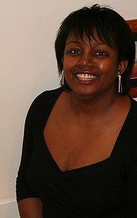 Malorie Blackman. Source: Wikipedia