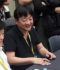 Mamoru Hosoda. Source: Wikipedia
