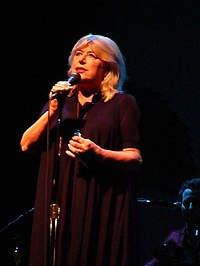 Marianne Faithfull. Source: Wikipedia