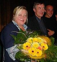 Marianne Sägebrecht. Source: Wikipedia