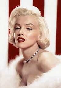 Marilyn Monroe. Source: Wikipedia