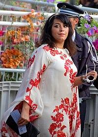Marjane SATRAPI. Source: Wikipedia