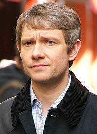 Martin Freeman. Source: Wikipedia