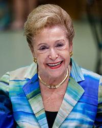 Mary Higgins Clark. Source: Wikipedia