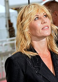 Mathilde SEIGNER. Source: Wikipedia