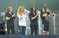 Megadeth. Source: Wikipedia