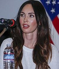 Megan Fox. Source: Wikipedia