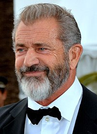 Mel Gibson. Source: Wikipedia