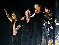 Metallica. Source: Wikipedia