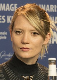 Mia Wasikowska. Source: Wikipedia