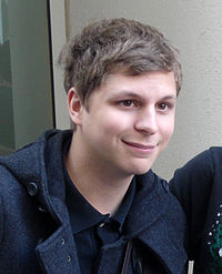 Michael Cera. Source: Wikipedia