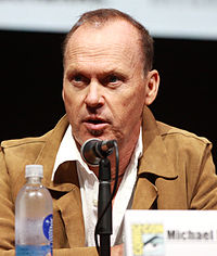 Michael Keaton. Source: Wikipedia