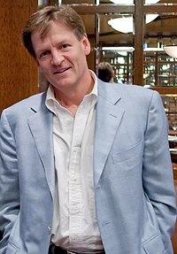 Michael Lewis. Source: Wikipedia
