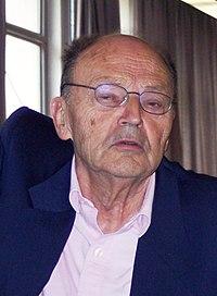 Michel Tournier. Source: Wikipedia