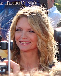 Michelle Pfeiffer. Source: Wikipedia