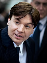 Mike Myers. Source: Wikipedia