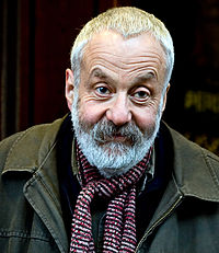 Mike Leigh. Source: Wikipedia