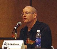 Mike Mignola. Source: Wikipedia