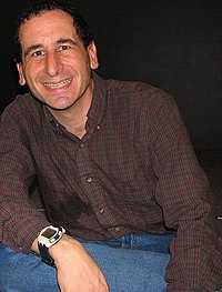 Mike Reiss. Source: Wikipedia