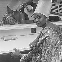 Miriam Makeba. Source: Wikipedia