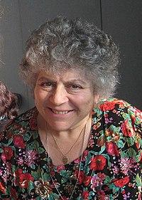 Miriam Margolyes. Source: Wikipedia