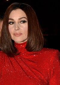 Monica Bellucci. Source: Wikipedia