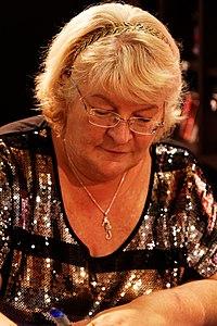 Anne Robillard. Source: Wikipedia