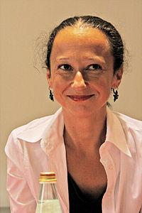 Muriel Barbery. Source: Wikipedia