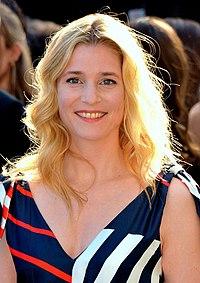 Natacha Régnier. Source: Wikipedia